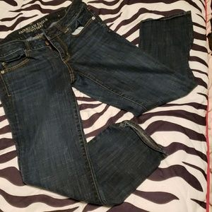 American Eagle Outfitters crop pant